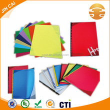 2017 New pvc film for stationary with good quality
