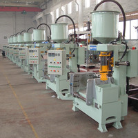 Z945A Full automatic vertically core shooter casting machines