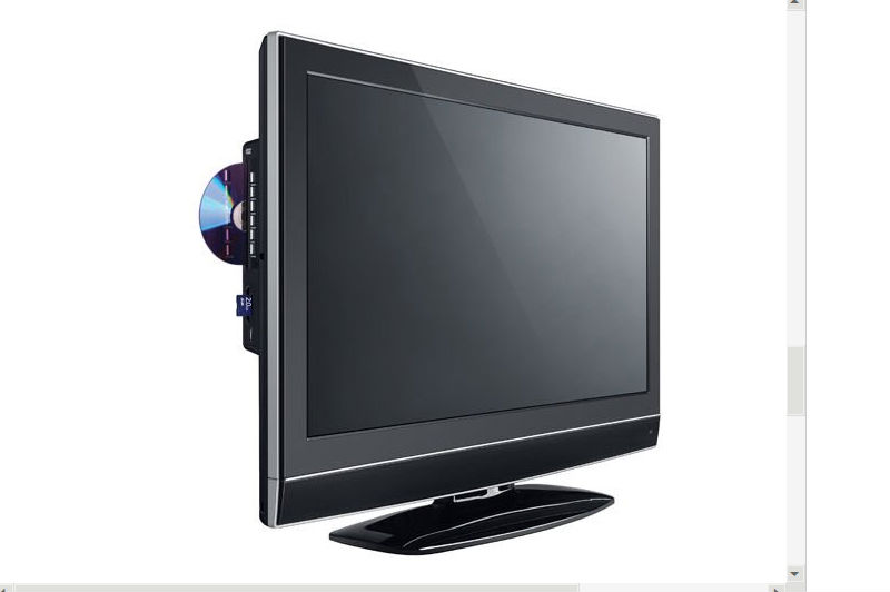 2013 New model 32 inch lcd tv with dvd combo High quality and low price.