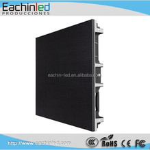 Eachinled led aluminum display cabinet /slim die-casting cabinet /P3.91indoor RGB /rg led screen cabinet