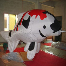 Giant fish inflatable cartoon characters , fish inflatable model
