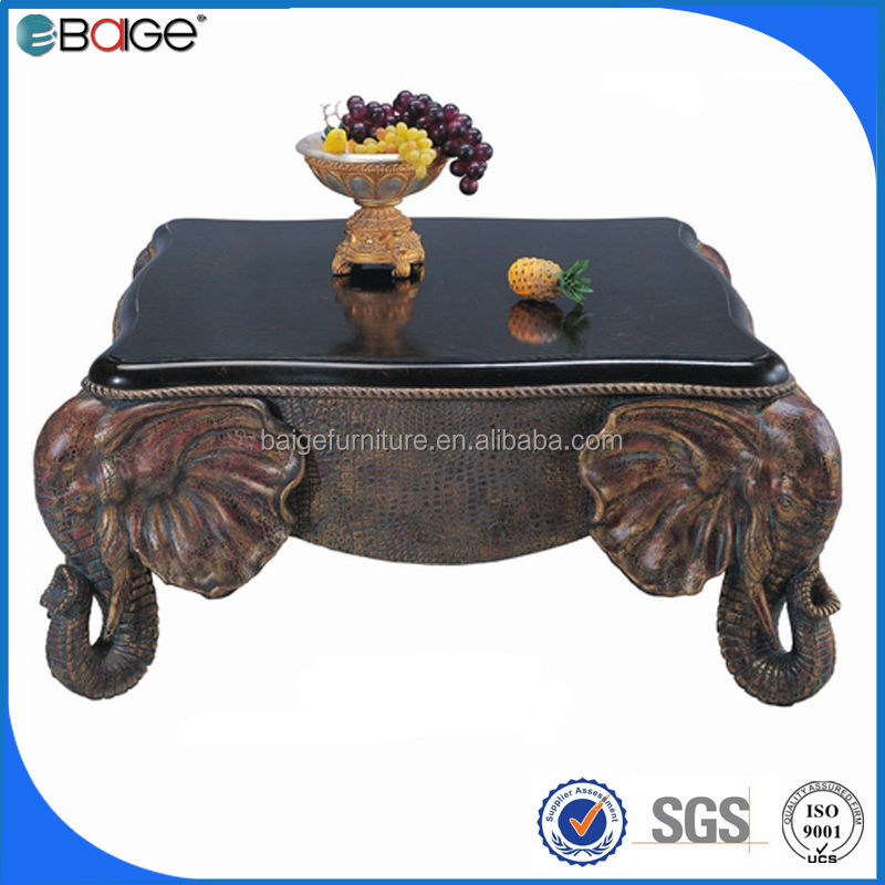 c-3350 round coffee table with stools glass elephant coffee table