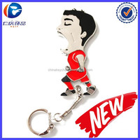 Personalized Metal Luis Suarez Bottle Opener For Soccer