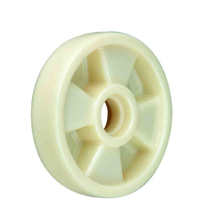 400-700 KG Load PA Wheel Forklift Heavy Duty Plastic Wheels