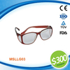 Coupon available! New fashion radiation protection lead Glasses/lead eyewear/lead goggles MSLLG03