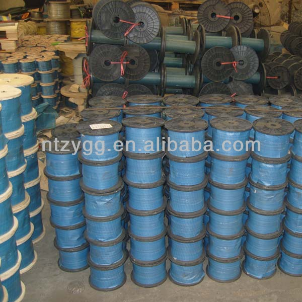 zinc coated steel cable industrial wire and cable