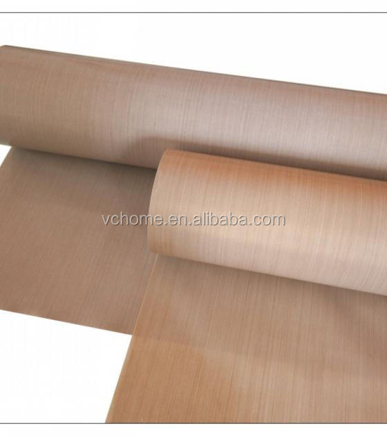 Industrial Best Seller PTFE Glass Fabrics Teflon Coated Fabric