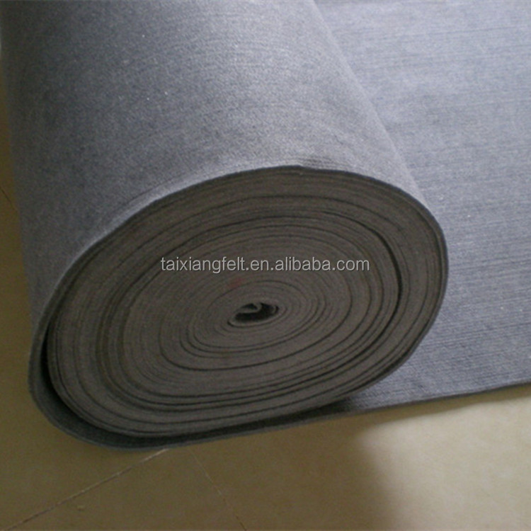 High quality best price Non woven felt/pure polyester printed non woven fabric/color non woven felt china