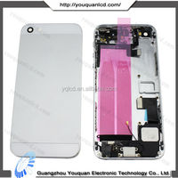 High quality housing for iphone 5s back housing