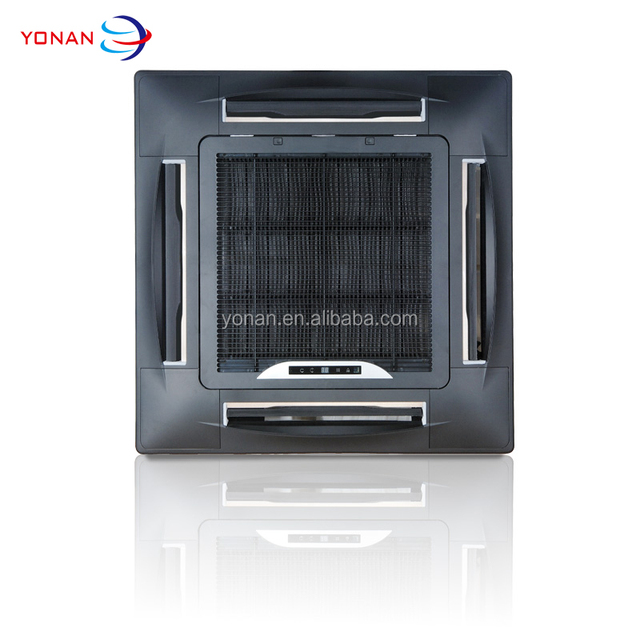 R410a Refrigerant Cassette Type Fan Coil Unit 50Hz Cassette Type Air Conditioner 1.5 Ton