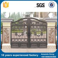 Nornal Size Automatic Driveway Gates Cost
