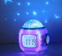Relaxing Star Projector - Star Projector and Nature Sound Machine Decorative Night Light - Project Stars on Any Surface