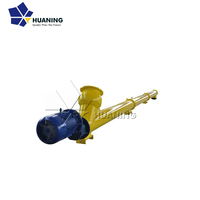 Good-quality Flexible Screw Auger Conveyor for Cement Silo