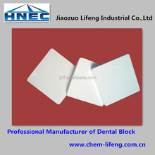 professional procelain crown dental zirconia blank supplier