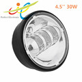 12V 30W Har-ley motorcycle LED Headlight LED Fog Light