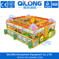 Commercial Indoor Play Equipment/Slide For Kids/Indoor Amusement Park Facilities