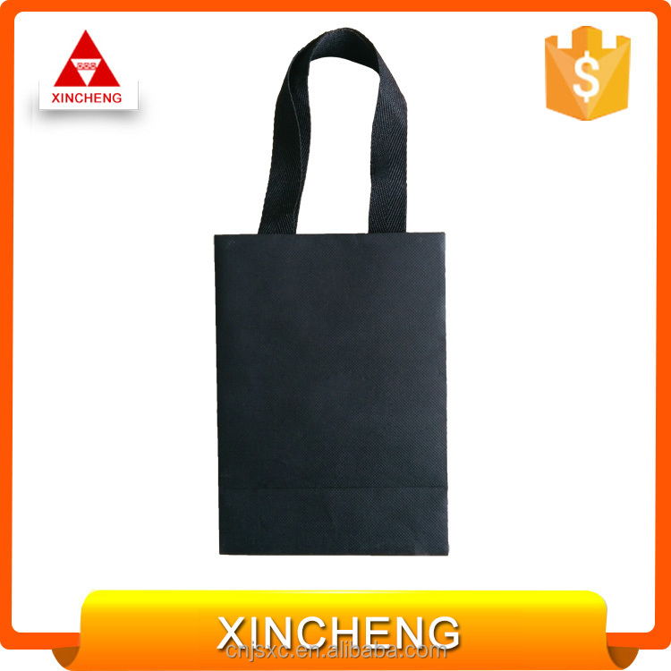 Retail custom logo printed packaging paper bag china with low cost