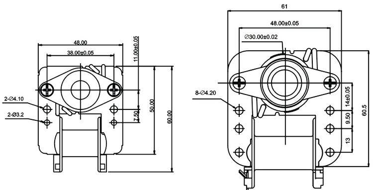 Oven Shaded Pole Motorblower Blender Motorasynchronous Motor Buy