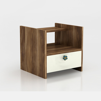 Bedside cabinet home furniture nightstand for hot sale