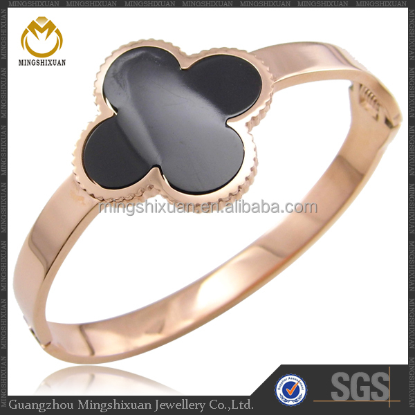 Unique and popular women bangle wholesale cheap costume jewelry