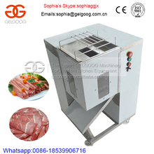 Whole Stainless Steel Cooked Pork/Duck/Chicken Meat Cube Cutting Machine