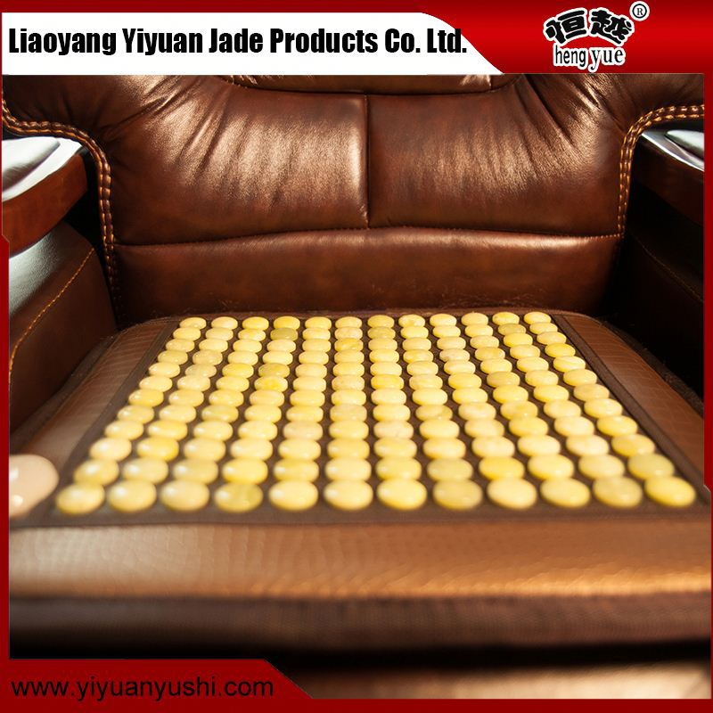Heng yue nature improve memory infrared far therapy calming and heating jade mat