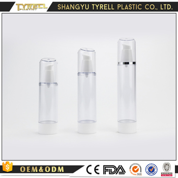 Newest Spray Cosmetic Container Airless Perfume Bottle