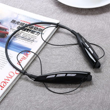 Wholesale v4.0 neckband bluetooth stereo headphone for LG HBS-800 bluetooth headphone