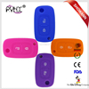 High quality flip remote key shell silicone plastic car key cover for Renault