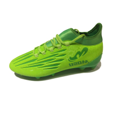 latest design lightweight fashionable soccer shoe