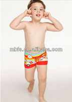 2013 Boy Cartoon Swimsuit,Swimming Spa Boxer Swimming Trunk