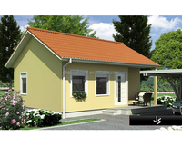 Real estate high quality prefabricated villa