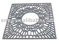 Casting Iron/Aluminum Tree Grating (grates,protector,guard,cover)