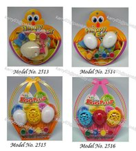 Easter Eggs DIY Painting Basket Kit