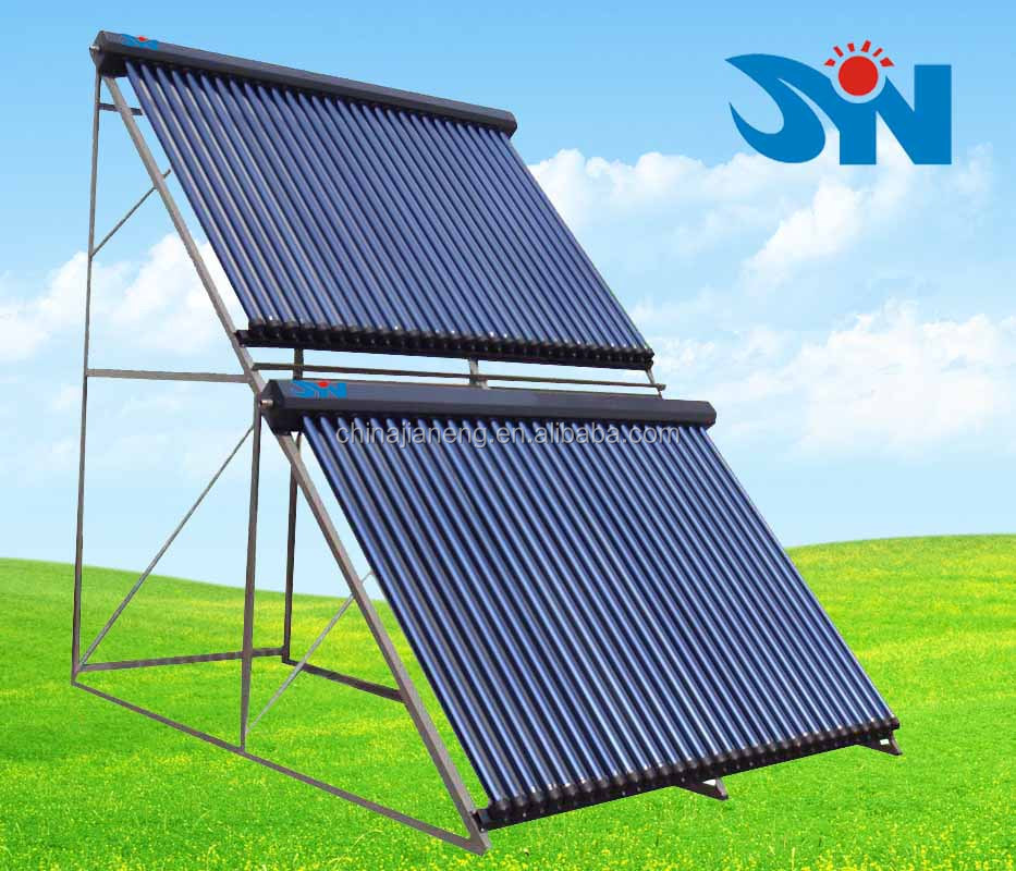 heat pipe china manufactured solar collector