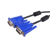 Gold plated male to female Vga/Rca cable