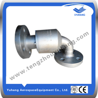 Double flanged connection customized swivel joint in pipe fittings