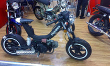 110cc new style moped motorcycle