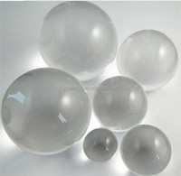 China round wholesale transparent marble ball