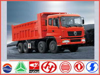 China tippers manufacture direct sale for new model dongfeng 8*4 30ton dump truck for sale tata