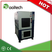 2016 Wuhan Ooitech 5w 3w UV laser marking machine with intelligent control software