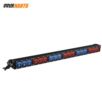 Aluminum housing Car Roof Rack light bar