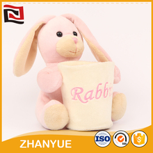 New products Popular plush bunny toy animal