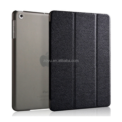 low price best pu leather case cover for iPad Air 2