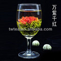 2016 New hand made carnation blooming tea