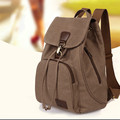 High quality hot sale canvas backpack bag China factory backpack bag