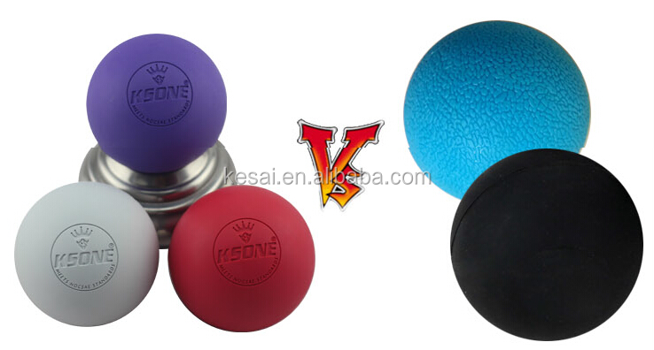 NOCSAE & SEI Approved NCAA NFHS Rubber Lacrosse Ball
