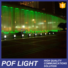 HUIYUAN cost effective best diy fiber optic lighting curtain