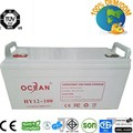200ah 12v maintenance free dry cell battery