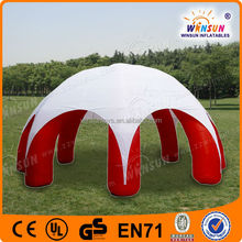 New Design quick quick inflatable grow tent cheap party tent